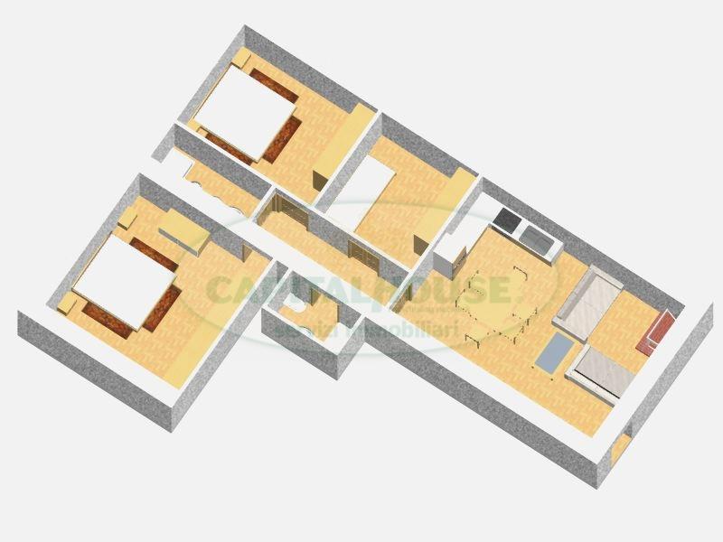Appartamento in vendita a Manocalzati, 3 locali, prezzo € 50.000 | Cambio Casa.it