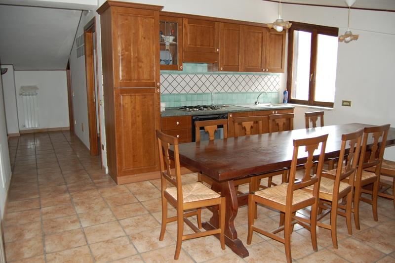 Bilocale Monteforte Irpino Via Taverna Campanile 5