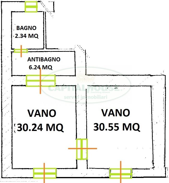 Negozio / Locale in affitto a Portico di Caserta, 9999 locali, prezzo € 400 | Cambio Casa.it