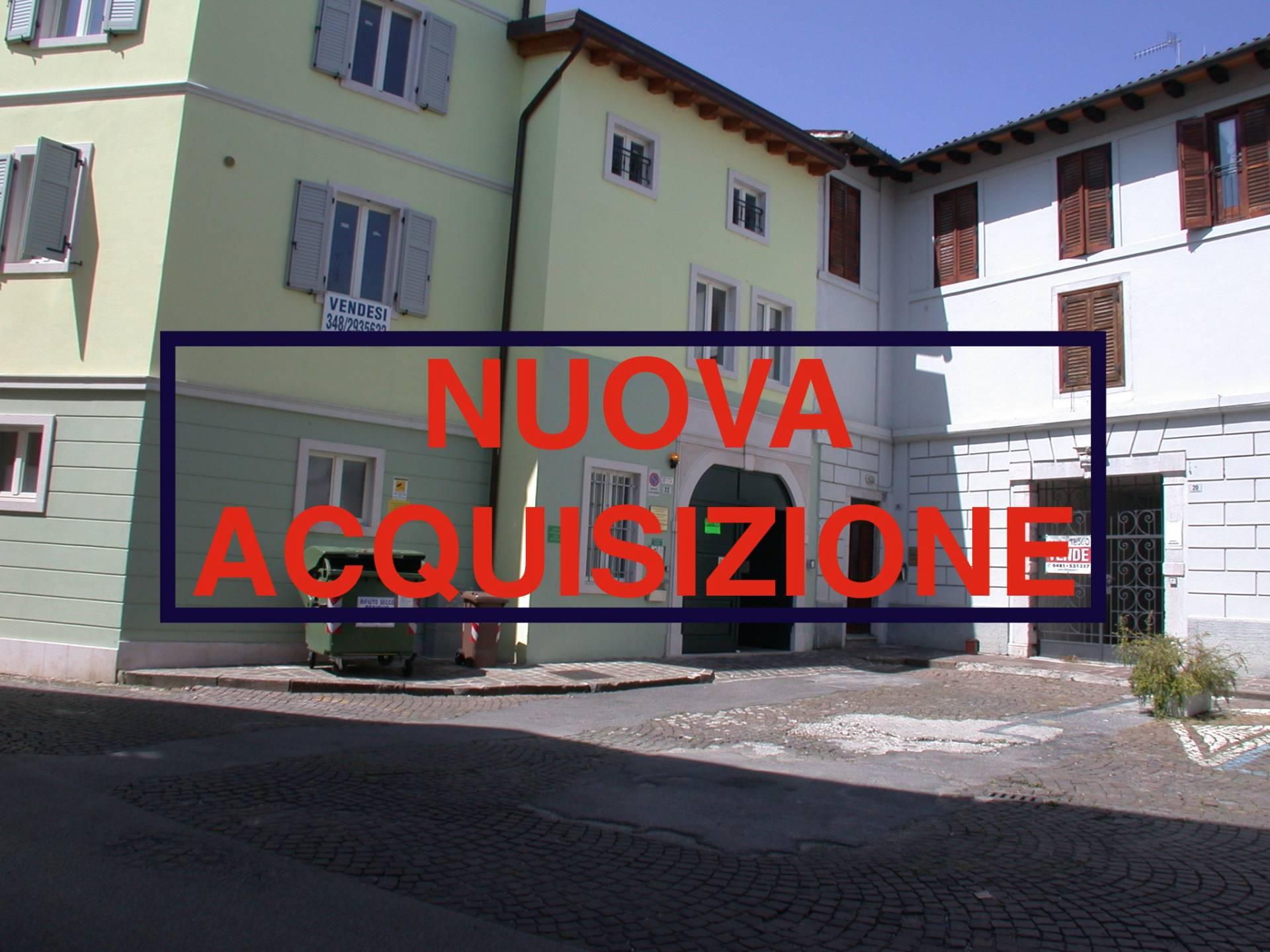Appartamento in affitto a Gorizia, 3 locali, zona Località: Centrostorico, prezzo € 400 | CambioCasa.it