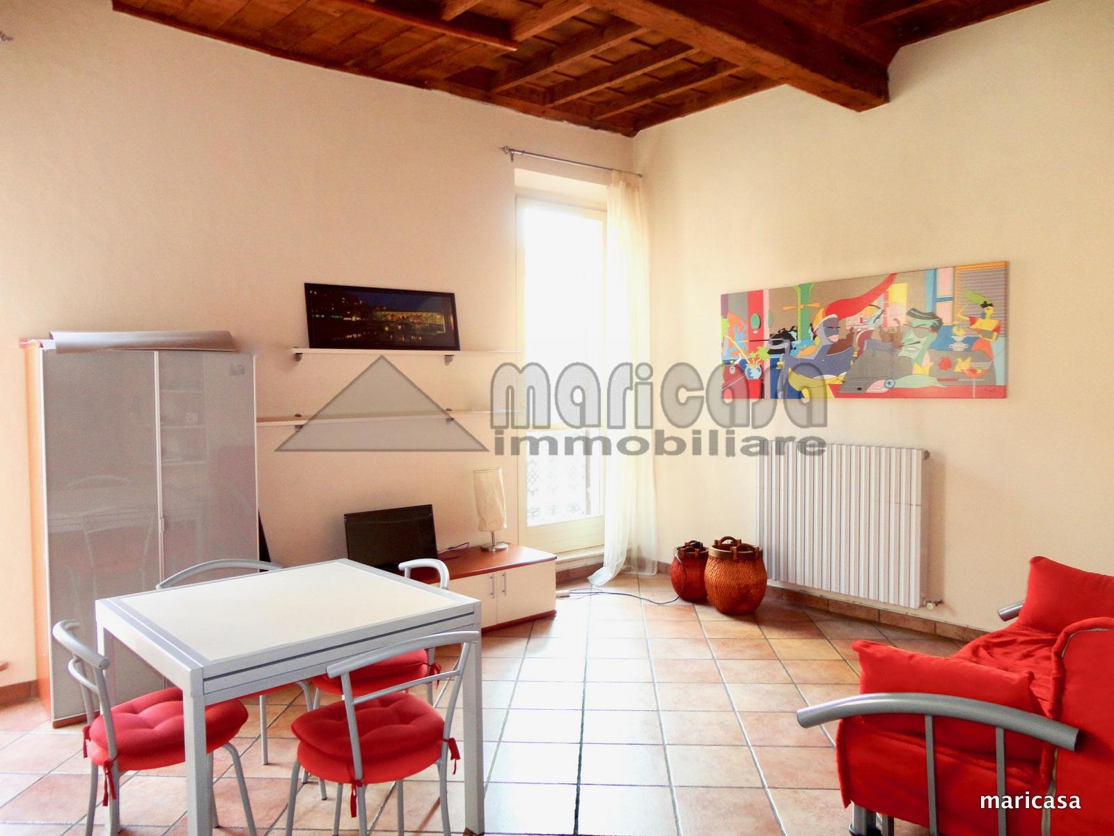 Appartamento in affitto a Ferrara, 2 locali, zona Località: Centrostorico, prezzo € 600 | CambioCasa.it