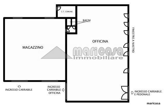 Negozio / Locale in affitto a Ferrara, 9999 locali, zona Località: ViaBologna, prezzo € 2.000   CambioCasa.it