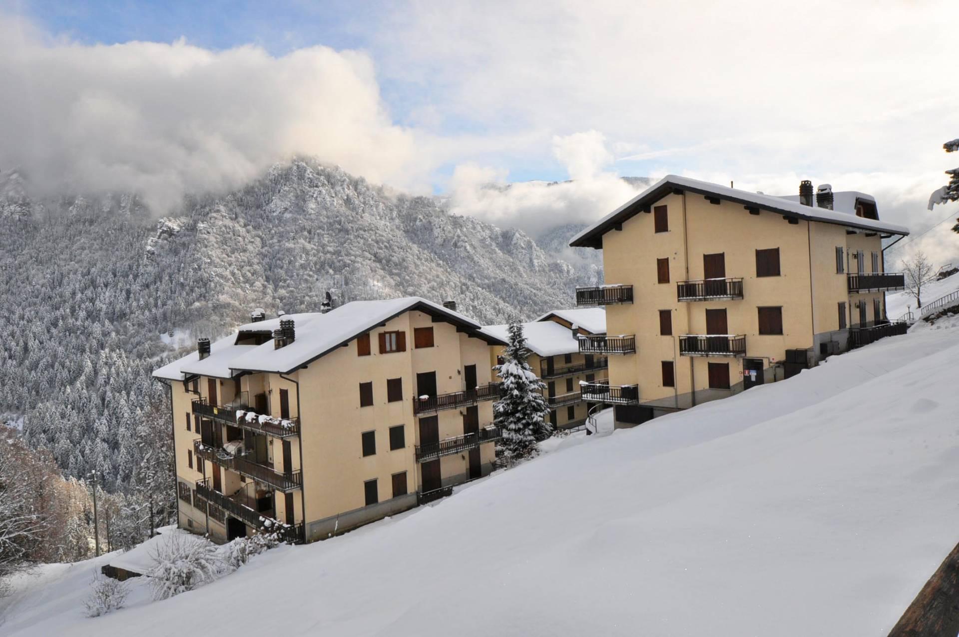 Appartamento in vendita a Mezzoldo, 3 locali, prezzo € 36.500 | Cambio Casa.it