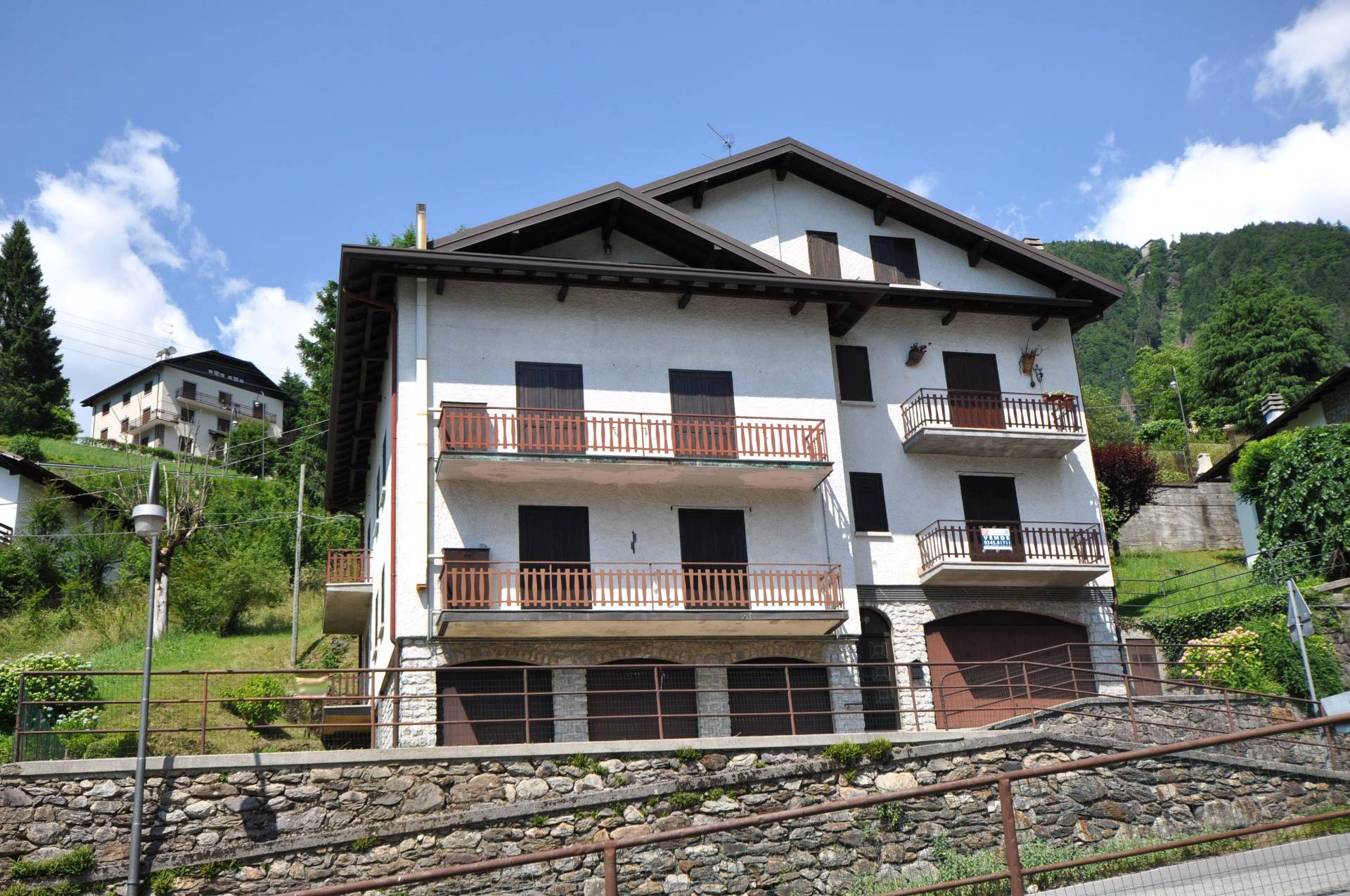Appartamento in vendita a Roncobello, 3 locali, prezzo € 47.000 | Cambio Casa.it