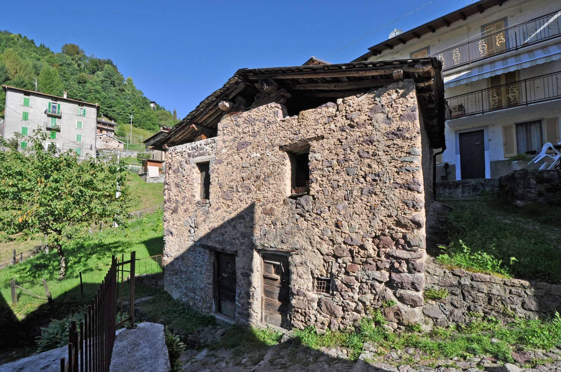 Rustico / Casale in vendita a Cusio, 3 locali, prezzo € 38.000 | Cambio Casa.it
