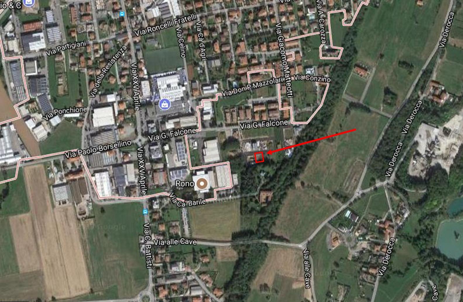 Terreno Edificabile Residenziale in vendita a Almenno San Bartolomeo, 9999 locali, prezzo € 135.000 | CambioCasa.it