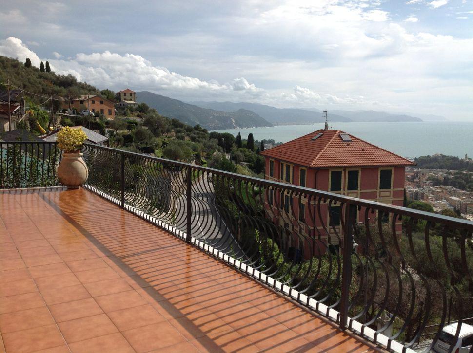 Soluzione Indipendente in affitto a Santa Margherita Ligure, 6 locali, prezzo € 1.600 | Cambio Casa.it