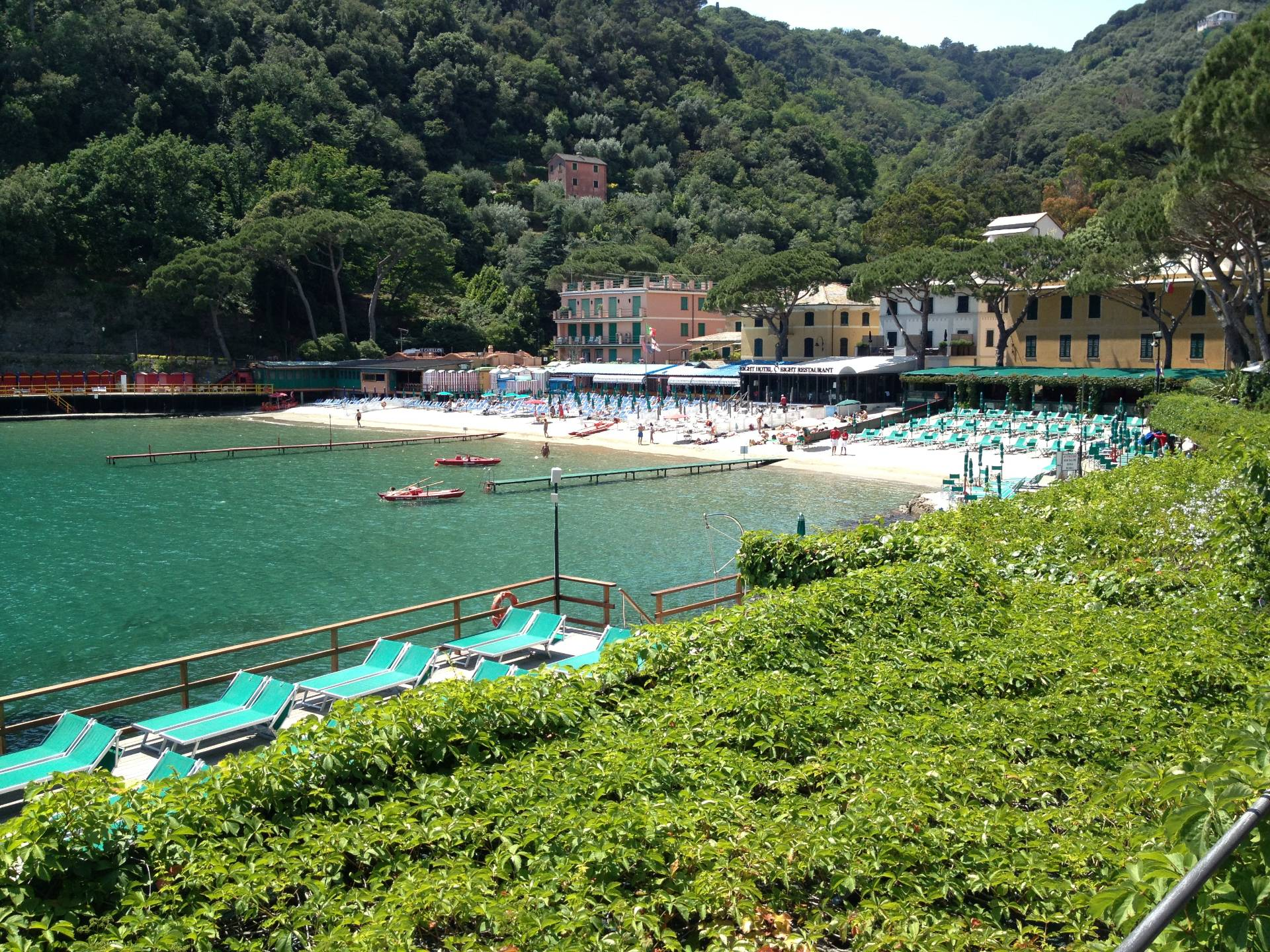 Bilocale Santa Margherita Ligure Via Paraggi A Monte 3