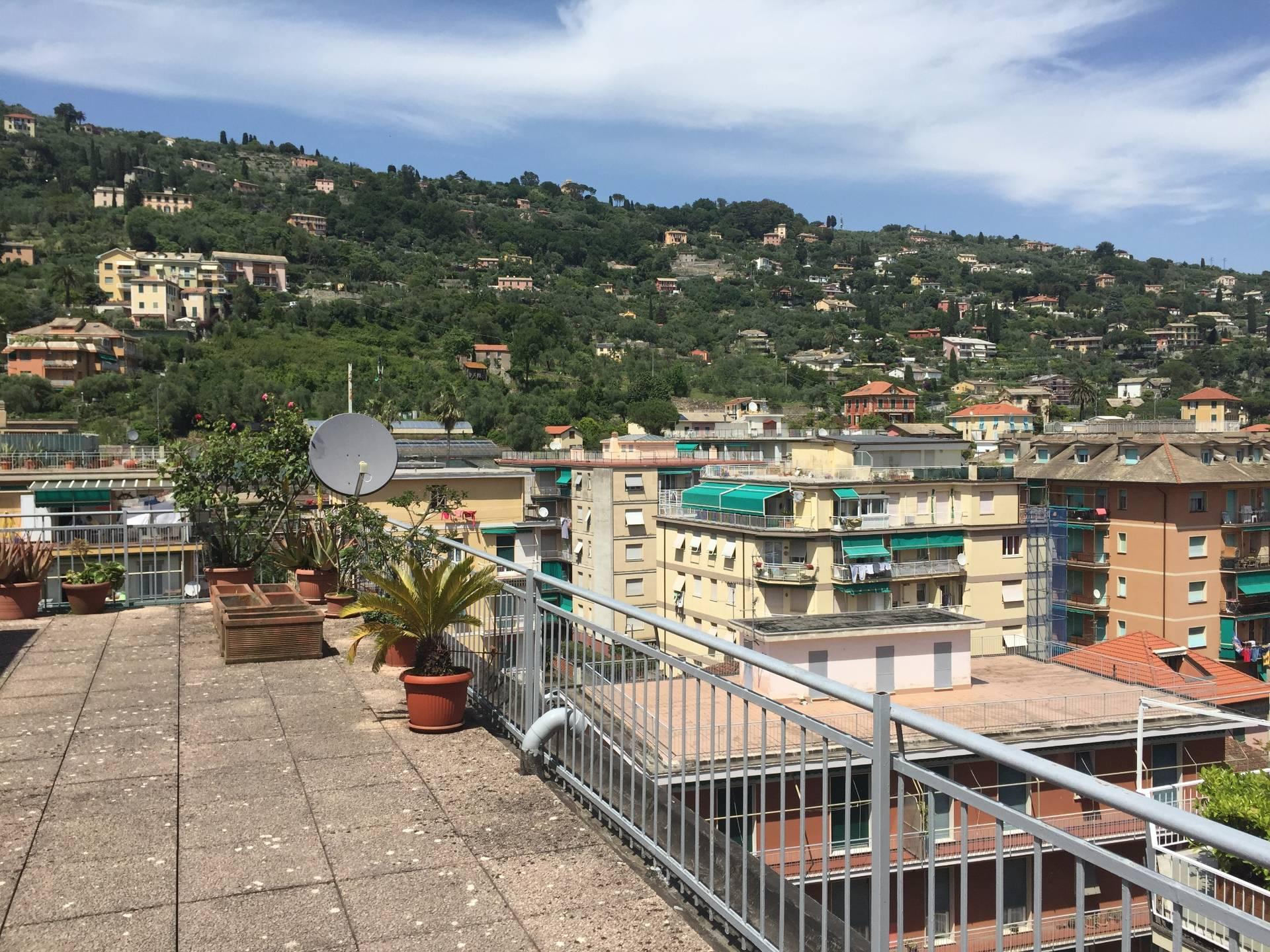Attico / Mansarda in vendita a Santa Margherita Ligure, 4 locali, prezzo € 290.000   Cambio Casa.it