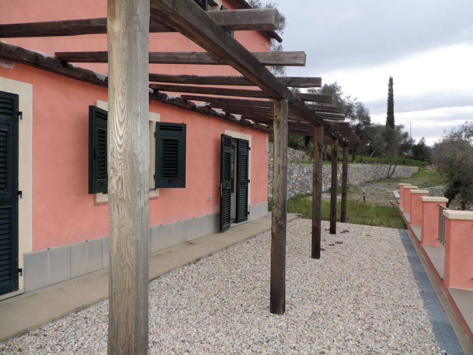 Soluzione Indipendente in Affitto a Santa Margherita Ligure