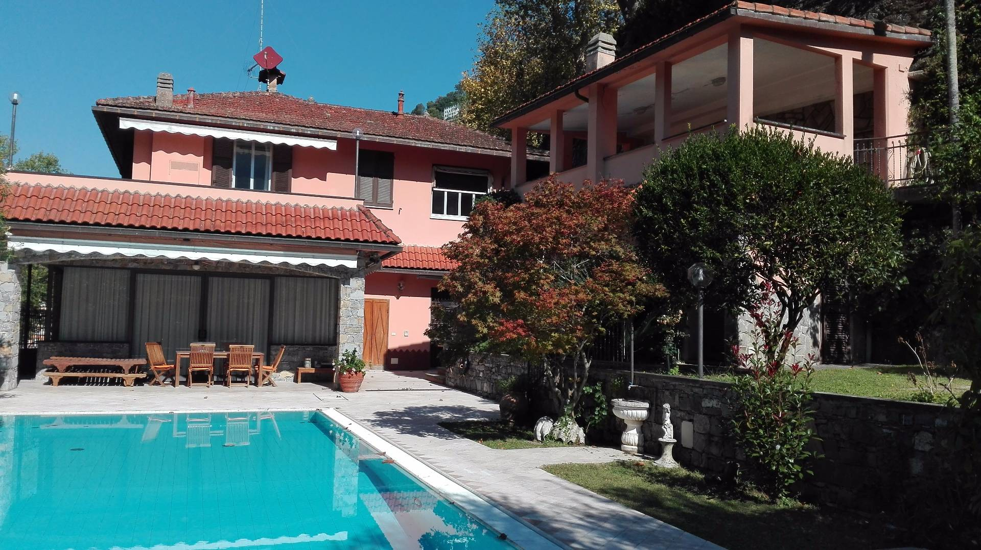 Villa in vendita a Camogli, 28 locali, prezzo € 2.000.000 | CambioCasa.it
