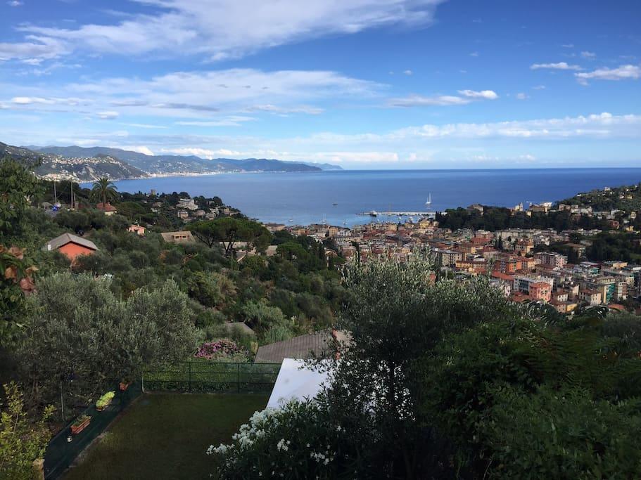 Soluzione Indipendente in affitto a Santa Margherita Ligure, 2 locali, zona Località: SanLorenzodellaCosta, Trattative riservate | Cambio Casa.it