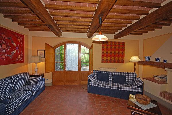 Agriturismo in affitto a Castelfranco di Sotto, 5 locali, zona Zona: Orentano, prezzo € 1.100 | Cambio Casa.it