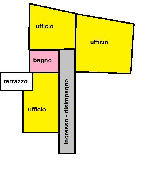 Appartamento in affitto a Pisa, 3 locali, zona Località: S.Antonio, prezzo € 500 | Cambio Casa.it