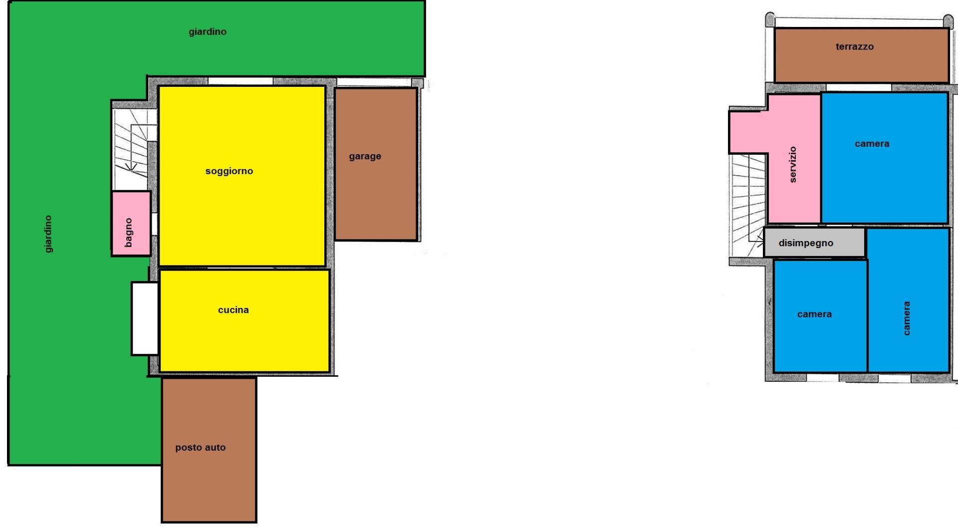 Soluzione Indipendente in vendita a Pisa, 5 locali, zona Località: MarinadiPisa, prezzo € 450.000 | Cambio Casa.it