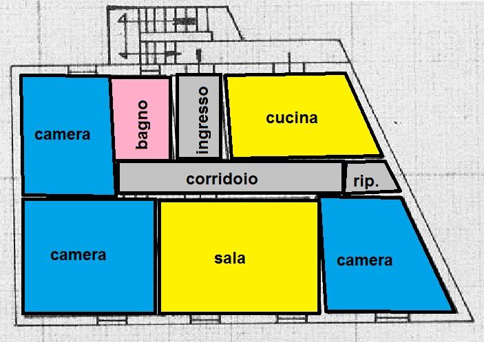 Palazzo / Stabile in vendita a Pisa, 8 locali, zona Località: PortaFiorentina, prezzo € 210.000 | Cambio Casa.it