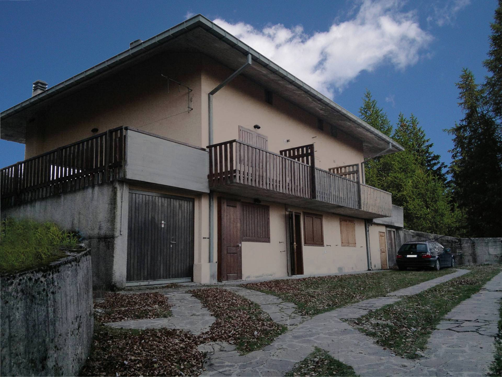 Villa a Schiera in Vendita a Pietracamela