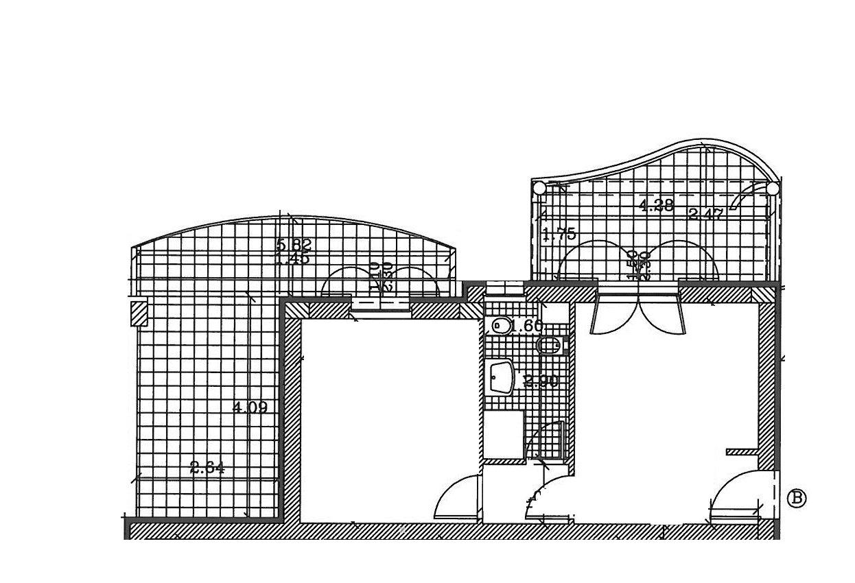 Bilocale Grottammare  2
