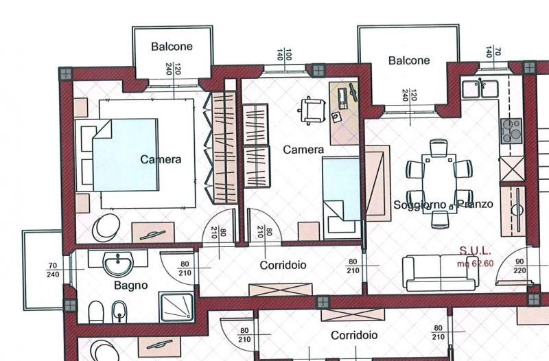 Appartamento in vendita a San Benedetto del Tronto, 3 locali, zona Località: PortodAscoli, prezzo € 179.790 | CambioCasa.it
