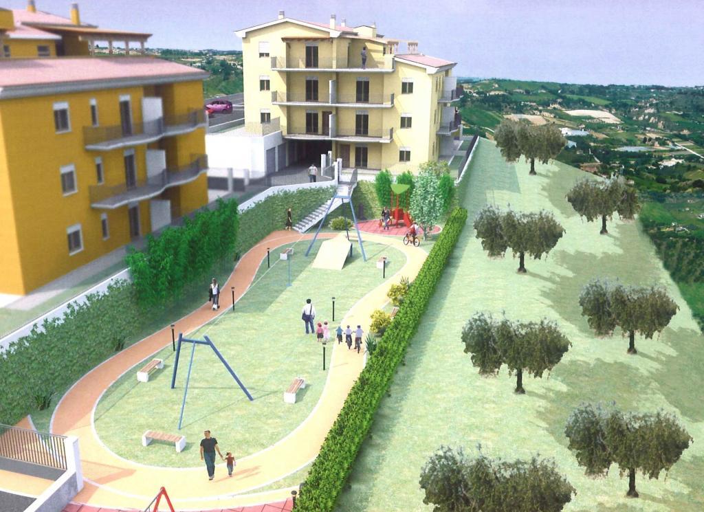 Appartamento in vendita a Acquaviva Picena, 3 locali, zona Zona: Abbadetta, prezzo € 162.000   CambioCasa.it