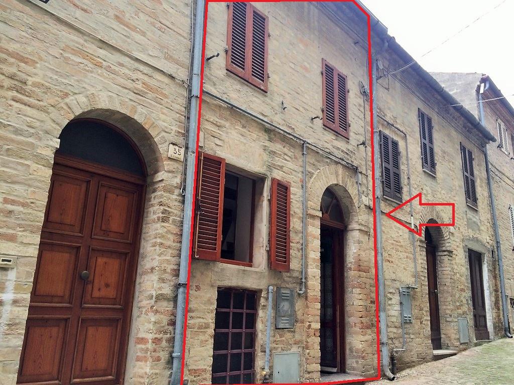 Soluzione Indipendente in vendita a Carassai, 3 locali, prezzo € 80.000 | Cambio Casa.it