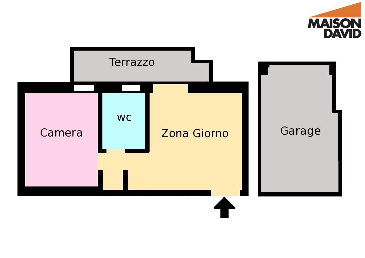 Bilocale Creazzo Via Foscolo 10