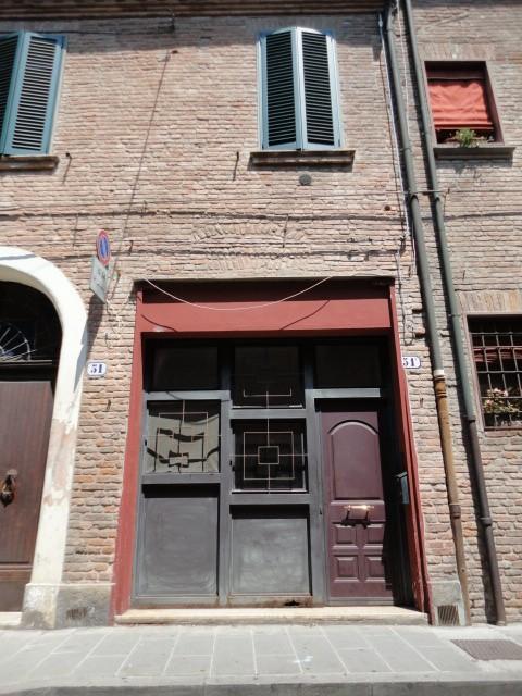 Bilocale Ferrara Via Borgo Di Sotto 1