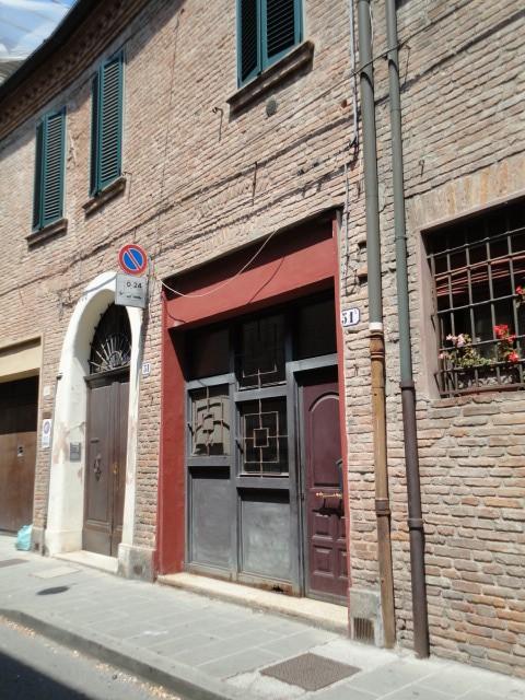 Bilocale Ferrara Via Borgo Di Sotto 9