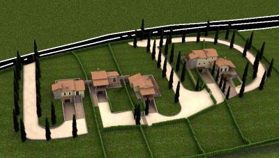casale in Vendita a Calvi dell'Umbria