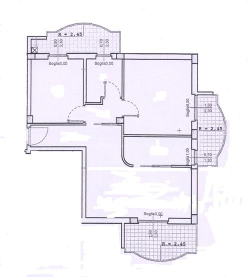 Appartamento in vendita a Massignano, 2 locali, prezzo € 210.000   Cambio Casa.it