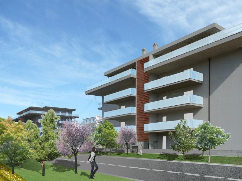 Attico / Mansarda in vendita a San Benedetto del Tronto, 5 locali, zona Località: Tribunale, prezzo € 500.000 | Cambio Casa.it