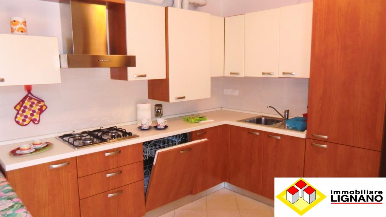 Appartamento in affitto a Latisana, 3 locali, zona Località: Centro, prezzo € 400 | CambioCasa.it