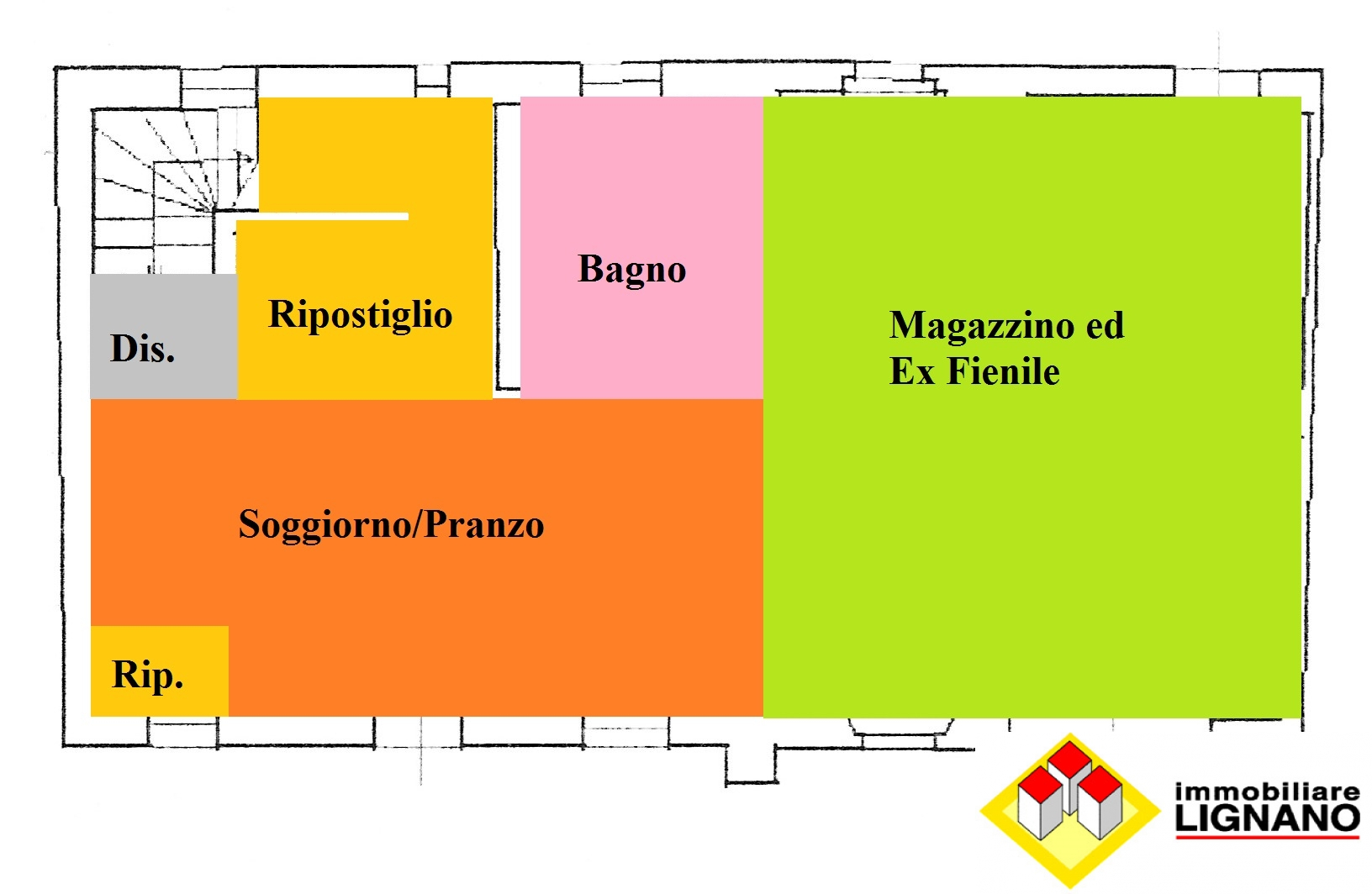 Rustico / Casale in vendita a Precenicco, 7 locali, prezzo € 85.000 | CambioCasa.it