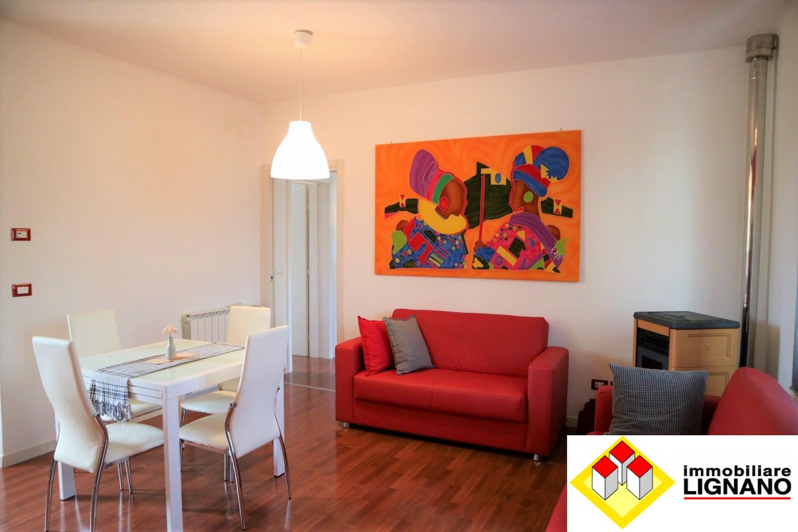 Appartamento in affitto a Latisana, 4 locali, zona Località: Centro, prezzo € 550   CambioCasa.it