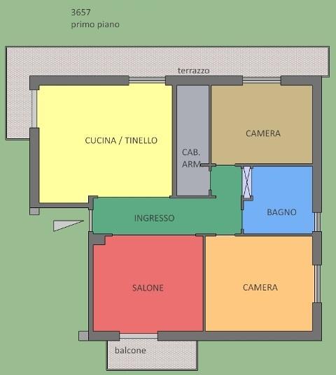 Soluzione Indipendente in vendita a Vercelli, 1 locali, prezzo € 300.000 | Cambio Casa.it