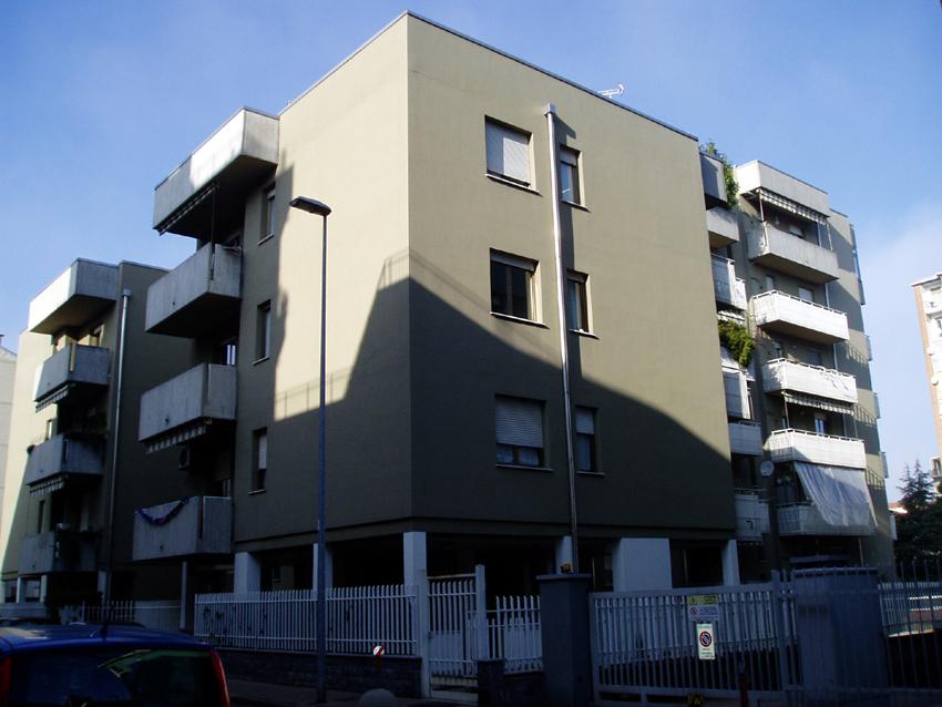 Bilocale Vercelli Via Terraccina 1