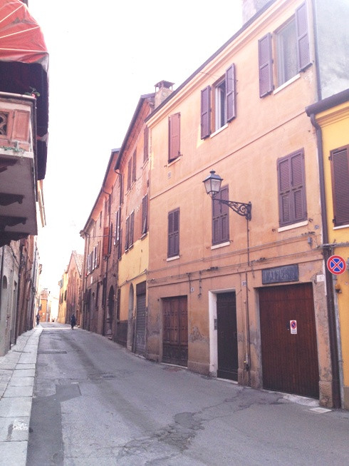 Bilocale Ferrara Via Porta San Pietro 1