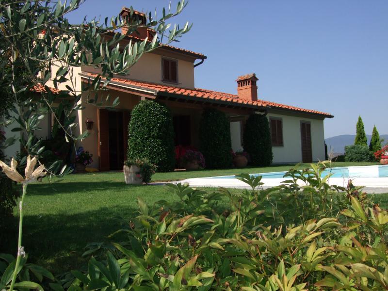 Villa in vendita a San Giovanni Valdarno, 9 locali, zona Zona: Badiola, prezzo € 900.000 | Cambio Casa.it