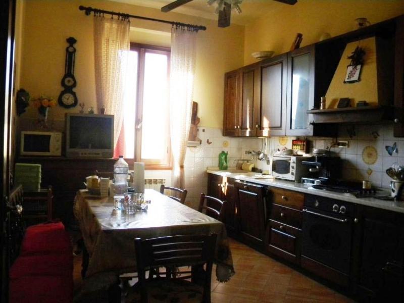 Appartamento vendita TERRANUOVA BRACCIOLINI (AR) - 4 LOCALI - 90 MQ
