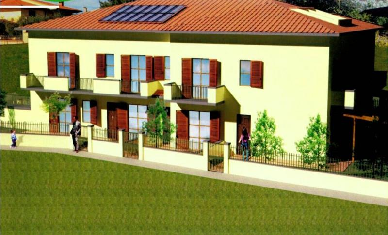 Appartamento in vendita a Castelfranco Piandiscò, 4 locali, prezzo € 190.000 | Cambio Casa.it