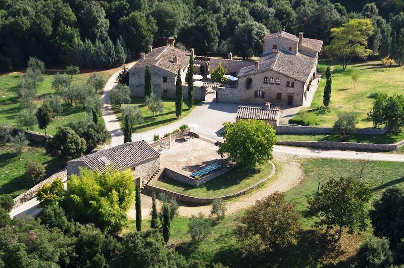 Rustico / Casale in vendita a Monteriggioni, 20 locali, prezzo € 5.500.000 | CambioCasa.it