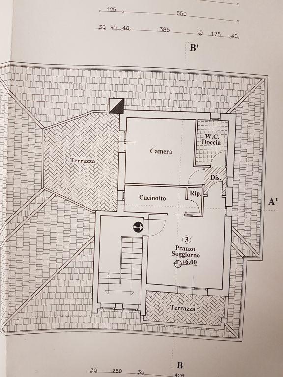 Appartamento in affitto a Cavriglia, 2 locali, zona Località: MeletoValdarno, prezzo € 420 | Cambio Casa.it