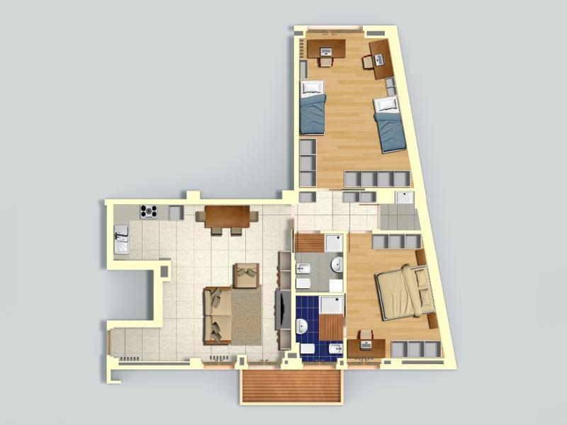 vendita appartamento milano ticinese  721000 euro  3 locali  111 mq