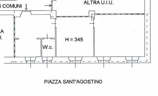Milano | Ufficio in Affitto in Piazza Sant'agostino | lacasadimilano.it