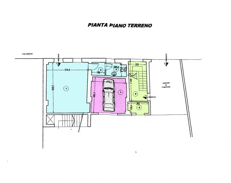 Appartamento in vendita a Granozzo con Monticello, 2 locali, prezzo € 50.000 | CambioCasa.it