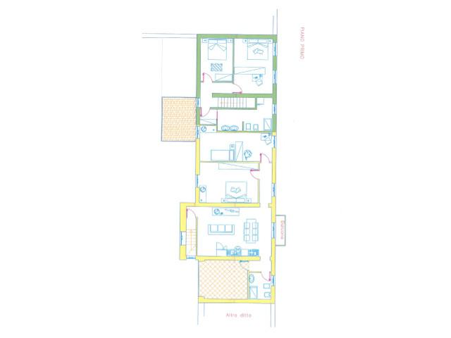 Villa a Schiera in vendita a Casalvolone, 10 locali, prezzo € 115.000 | Cambio Casa.it