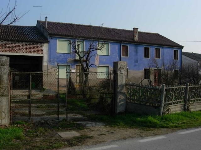 Rustico / Casale in vendita a Cologna Veneta, 6 locali, zona Località: S.Andrea, prezzo € 80.000 | Cambio Casa.it