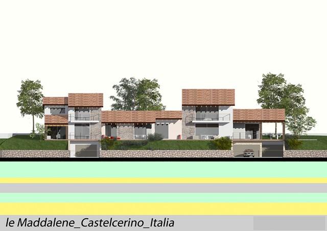 Soluzione Indipendente in vendita a Soave, 5 locali, zona Zona: Castelcerino, prezzo € 460.000 | Cambio Casa.it