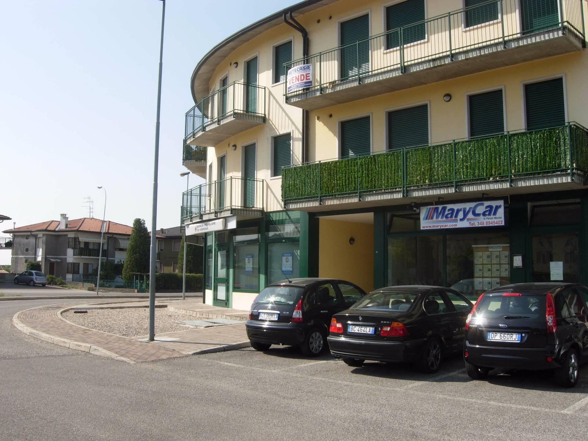 Negozio / Locale in affitto a Roncà, 9999 locali, zona Zona: Terrossa, prezzo € 450 | Cambio Casa.it