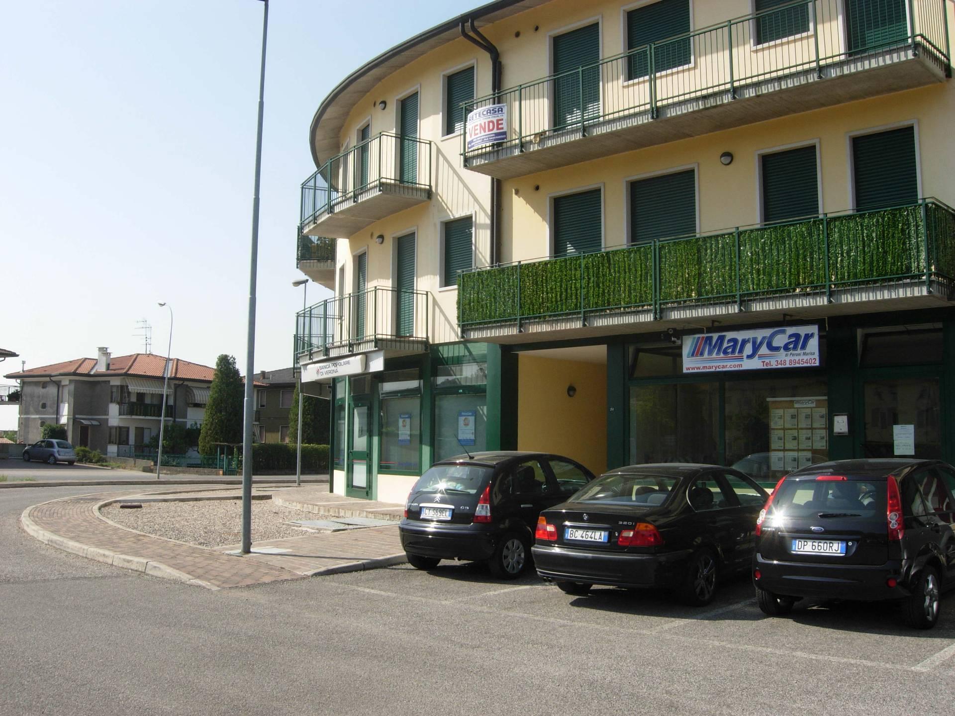 Appartamento in affitto a Roncà, 2 locali, prezzo € 400 | CambioCasa.it